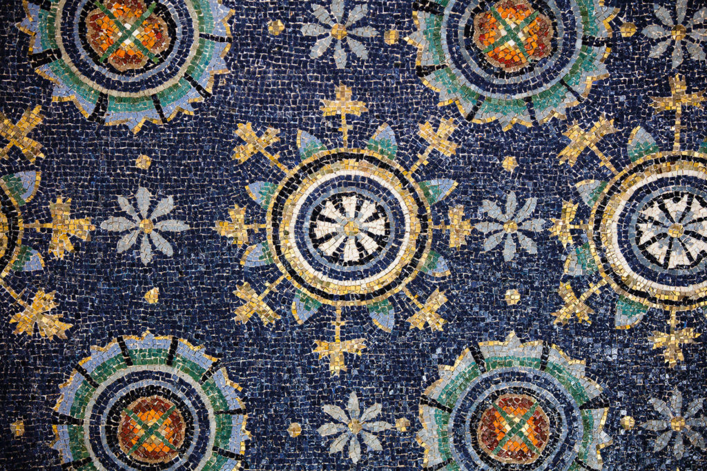 OVS Arts Of Italy Ravenna mosaico Galla Placidia